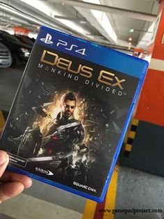Deus Ex Mankind Divided | PS4