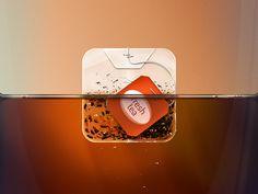 Teabag ios app icon