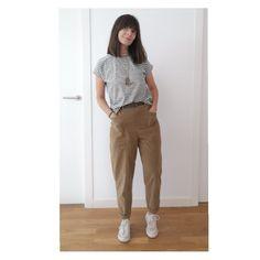 Nati | Cursos de Costura ❤️ sur Instagram: Os debo una reseña en condiciones de este pantalón... 🤗 Lo sé, hace mil que no subo cosas al blog. Intentaré volver aunque sea con algún…