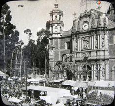 Fotos de Ciudad de México, Distrito Federal, México: La Villa  1920