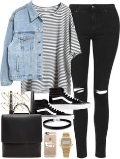 Style Selection Fashion Blog | Outfits and Advice • Outfit for autumn with a faux leather backpack by...