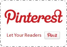 Add Pinterest Pin It Button for Your Blogger Posts