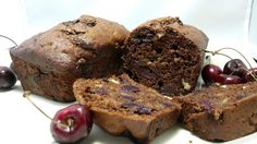 Black Forest Banana Quick Bread! Super Easy, Moist and Delicious! One of the best quick Breads I have ever tasted!