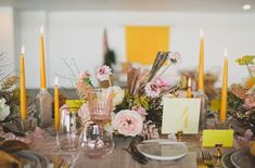 Move Over Millennial Pink — It's All About Gen Z Yellow in this Glowing Wedding Editorial! Mustard Yellow Wedding, Yellow Wedding Dress, Yellow Wedding Flowers, Green Wedding Shoes, Wedding Colors, Yellow Weddings, Butterfly Wedding, Floral Centerpieces, Wedding Centerpieces