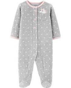 Kids Essentials Girls Flamingo Pyjamas Younger to Teens