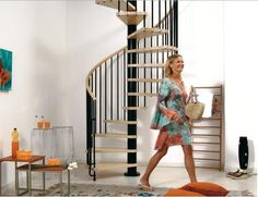 Spiral staircase designs are meant for both indoor and outdoor home structure. It is the most unique and stylish way of expressing home interior designs. For more information visit http://www.trappspecialisterna.se/satsa-pa-snygga-trappor-som-passar-din-livsstil/