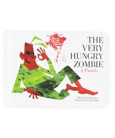 Look at this #zulilyfind! The Very Hungry Zombie Board Book #zulilyfinds
