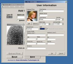fingerprint based time attendance system with software... http://www.totalitech.com/time-attendance-system/