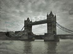 Tower Bridge over the River Thames in London by John Colley http://john-colley.artistwebsites.com/featured/tower-bridge-in-london-over-the-thames-john-colley.html