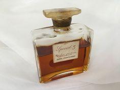 RARE 1930 Hughes Guerlain 'Special 5' Perfume Paris Hollywood California Estate | eBay