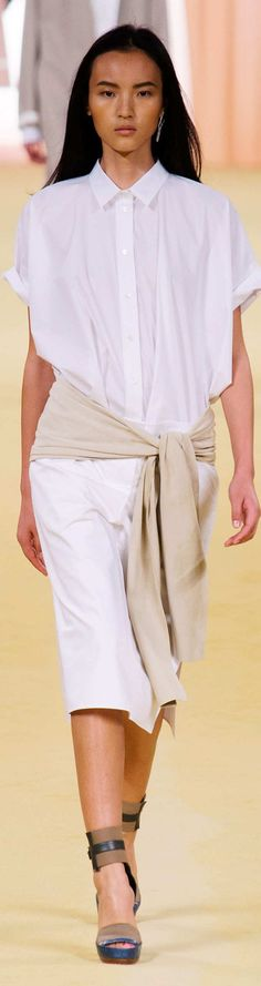 Hermès Collection Spring 2015