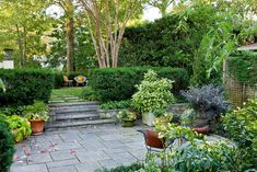 traditional landscape by Scott Brinitzer Design Associates