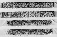 Garter (one of a pair) | Museum of Fine Arts, Boston