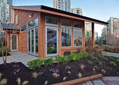 PERFECT Tiny House Green, Efficient, and loaded