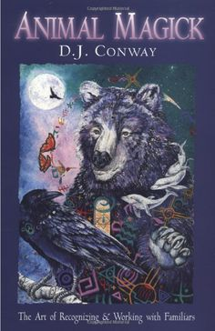 Animal Magick: The Art of Recognizing and Working with Familiars - Lammas pagan wiccan witchcraft magick ritual supplies Magick Book, Witchcraft Books, Wiccan Books, Witchcraft Supplies, Animal Spirit Guides, Free Novels, Animal Magic, Animal Books, Book Show