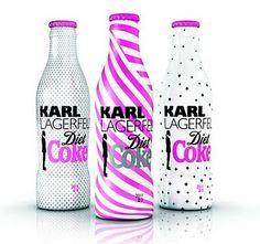 Diet Coke by Carl Lagerfeld...