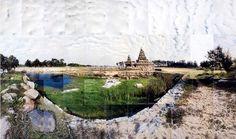 The Dr. Masumi Hayashi Museum - Sacred Architectures - Shore Temple, Mamallapuram, India