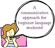 Just learned about this from my old Spanish teacher who has been sharing ideas and materials with me. It sounds like a great way to use a communicative approach even with the little ones.
