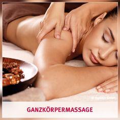Massage mit Mehrwert: Bei Deiner Ganzkörpermassage fällt jeder Stress von Dir ab und Du erlebst nicht nur eine tiefe körperliche Entspannung, sondern auch ein mentales Aufatmen, das neue Vitalität mit sich bringt. Gönn Dir ein wenig Wellness & Gesundheit.