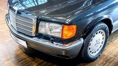 w126 Mercedes-Benz 560 SEL - one from last - 1991 Mercedes W126, Daimler Benz, Future, Future Tense