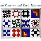 This power point presentation by Debra Bays tells the story of the role of quilt blocks in the journey north along the Underground Railroad. Often ...