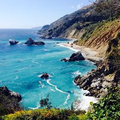 Immersed in #nature and #ocean today at the #BigSur #california #coast :) #DawnxLA