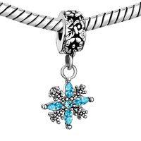 Pugster #snowflake charm #winter #christmas