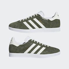 168a7fe07 adidas Gazelle Shoes - Green