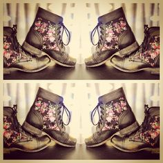 Blooming Booties from Steve Madden