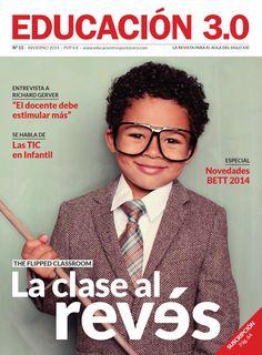 ISSUU - Nº 13 Revista Educación 3.0 (versión digital reducida) de Educación 3.0