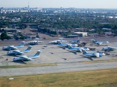 Look at that line of IL 76 candid's . That has to be more than most airforces!
