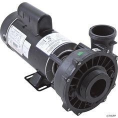 "Pump, WW Exec, 4.5hp, 230v, 2-spd, 48fr, 2-1/2"" x 2"", OEM"