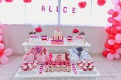 Blog   Fernanda Acioly - Fotografia: Aniversário Infantil - 3 anos Alice