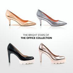 Spring Summer 2015, Summer Collection, Color Blocking, Footwear, Heels, Beautiful, Style, Fashion, Heel