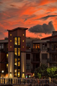 Chattanooga Sunset by perkijl61