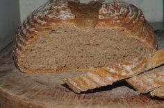 my discovery of Bread: Pain de Campagne for World Bread Day 2013