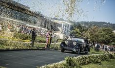 Isotta Fraschini Tipo 8A wins 'Best in Show' at 2015 Pebble Beach Concours | Classic Driver Magazine