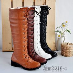 If someone wants to know what to get me for Christmas, look at these Katniss boots in dark brown. That is all.