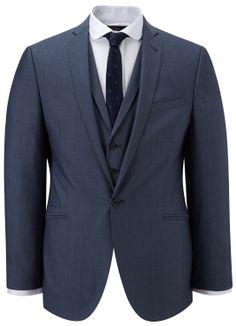 Nick Hart Airforce Notch Lapel Jacket - Summer Suits - Austin Reed