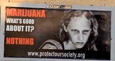 drogue (marijuana, cannabis, pot, USA, menace, circa 2016)