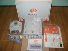 Sega Dreamcast | Video Game Console Library