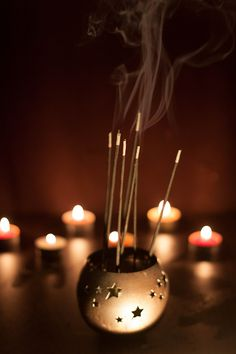 love it....to hold incense
