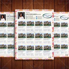 Professional Realtor Branding Listing Magazine Template Real - Real estate listing template