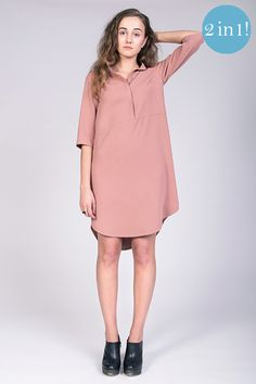 Helmi Tunic Dress - Named
