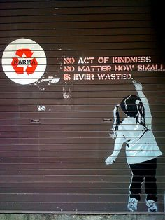 """No Act of Kindness"" by Karma"