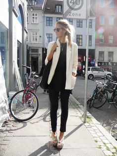 still want a white blazer!