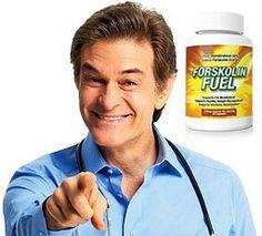 Dr.Oz Forskolina Suplement Spalanie Tłuszczu Brzuch | Ziołowe Recenzji