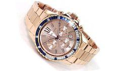 Groupon - Γυναικείο Ρολόι Πολυτελείας Michael Kors, με Ροζ-Χρυσό Ατσάλινο Μπρασελέ & Κρύσταλλα, από 235€ σε [missing {{location}} value]. Τιμή Groupon: 235€ Online Shopping Deals, Special Deals, Coupon Deals, Bracelet Watch, Michael Kors, Best Deals, Stuff To Buy, Accessories
