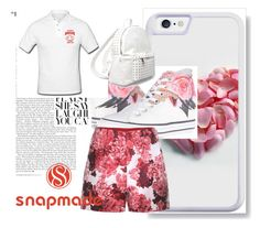 """""""Snapmade 5/2"""" by s-o-polyvore ❤ liked on Polyvore featuring Converse, Moncler Gamme Rouge and 7 Chi"""