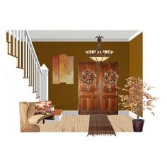 """Top Interior Sets / """"Untitled #402"""" by cassandra-cafone-wright on... via Polyvore"""